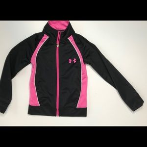 Kids Under Armour Zip Up Jacket